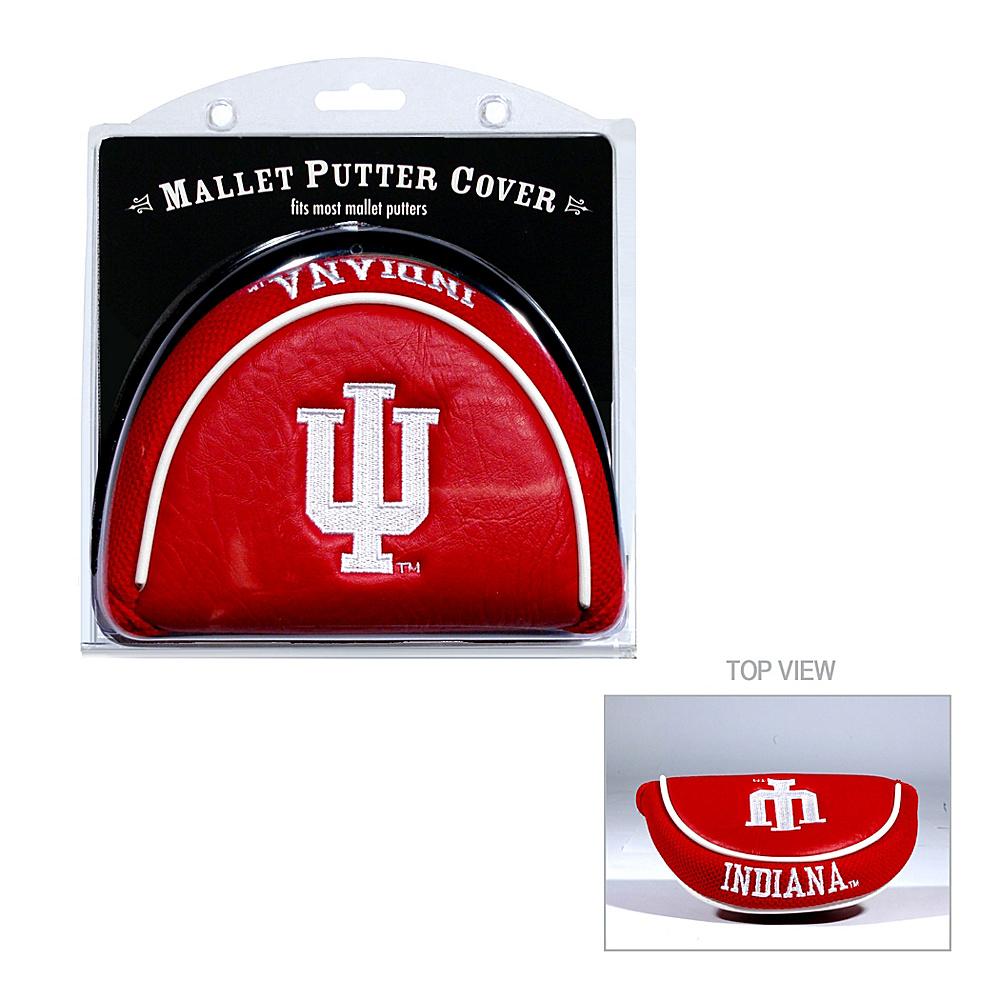 Team Golf USA Indiana University Hoosiers Mallet Putter Cover Team Color - Team Golf USA Golf Bags