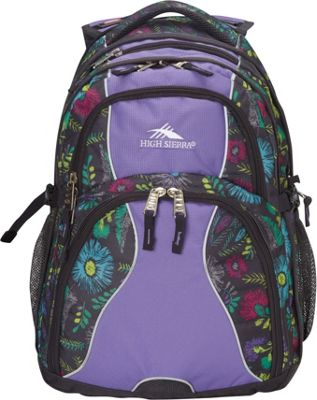 Details about High Sierra Swerve Laptop Backpack- Women's 16 Colors