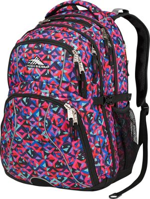 Details about High Sierra Swerve Laptop Backpack- Women's 18 Colors
