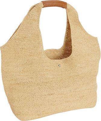 Helen Kaminski Pia L Natural (L) - Helen Kaminski Designer Handbags