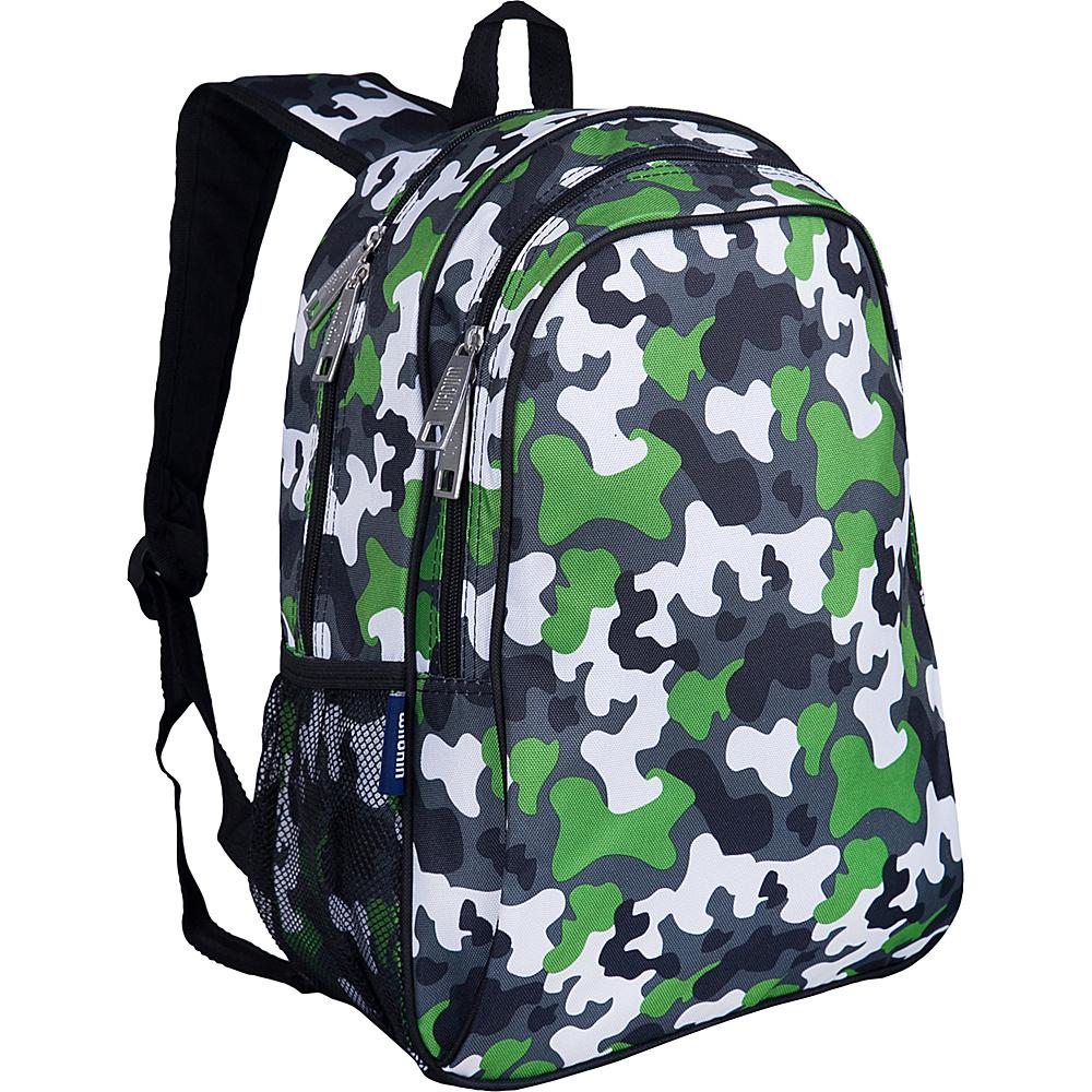 Wildkin Camouflage Sidekick Backpack - Camouflage