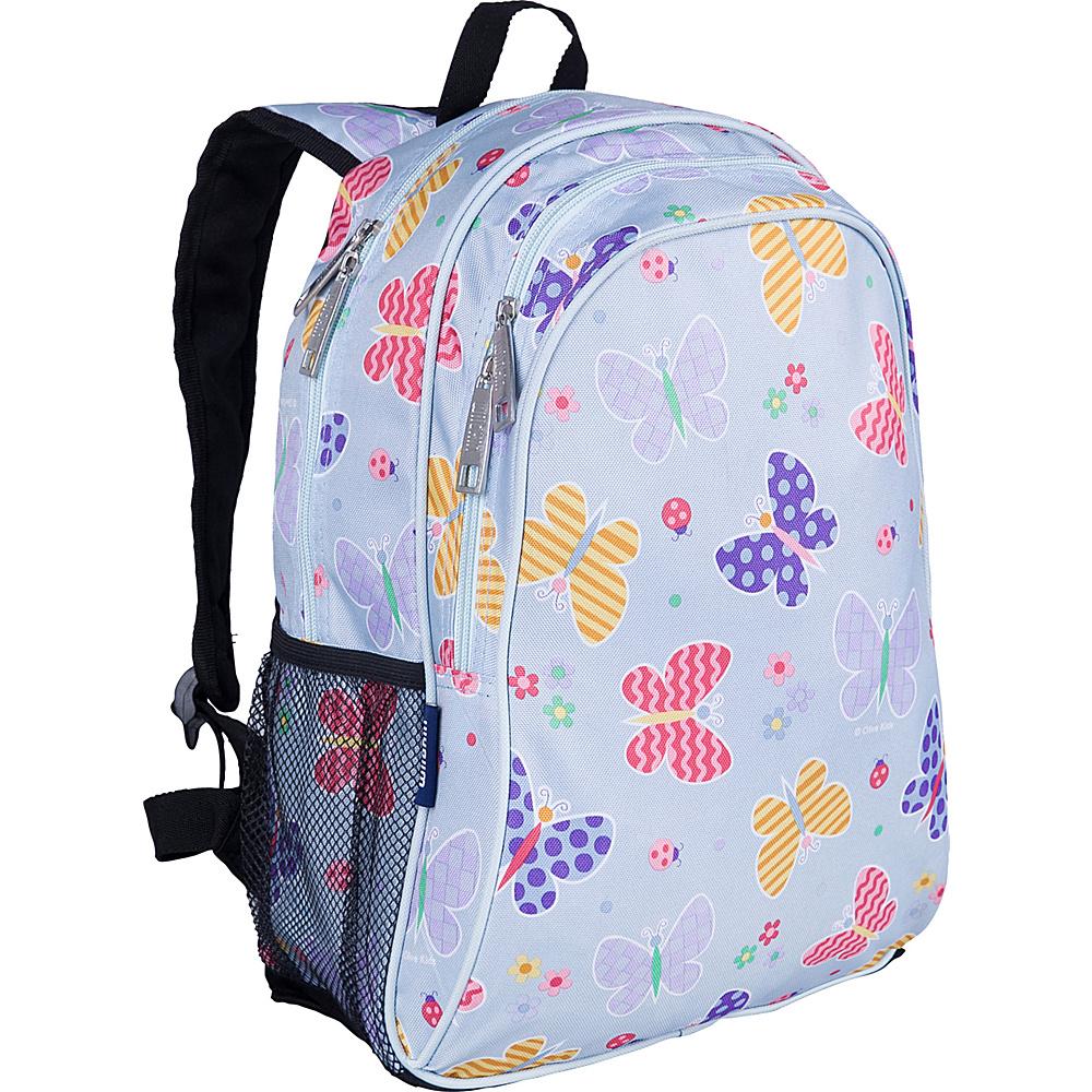 Wildkin Olive Kids Butterfly Garden Sidekick Backpack - Backpacks, Kids' Backpacks