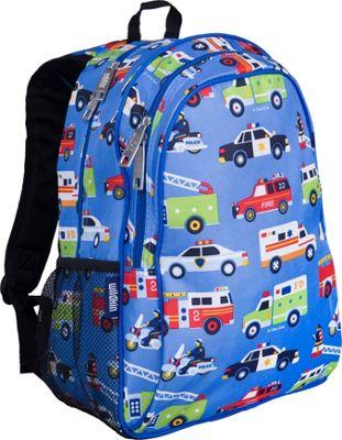 Wildkin Olive Kids Heroes Sidekick Backpack - Heroes