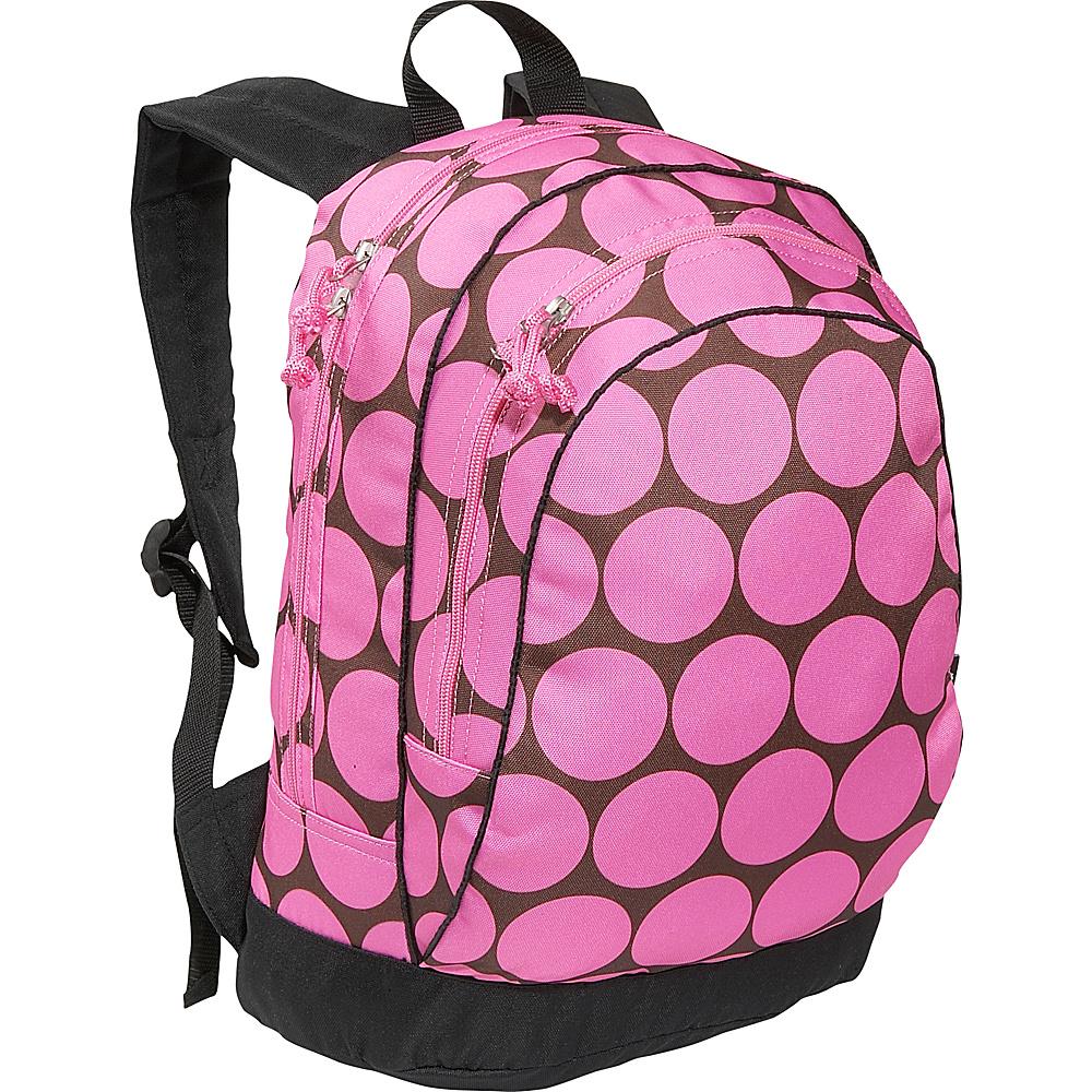 Wildkin Big Dots - Pink Sidekick Backpack - Big Dots - - Backpacks, Kids' Backpacks