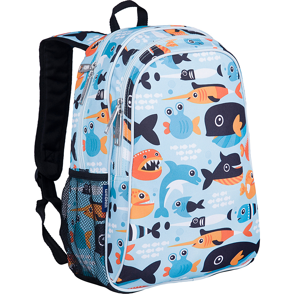 Wildkin Sidekick Backpack Big Fish Wildkin Everyday Backpacks