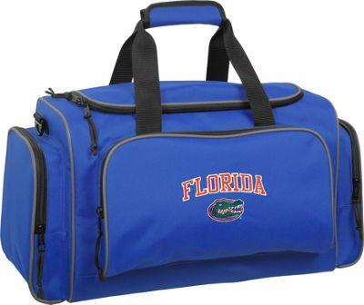 Wally Bags University of Florida Gators 21 inch Collegiate Duffel Royal - Wally Bags Rolling Duffels