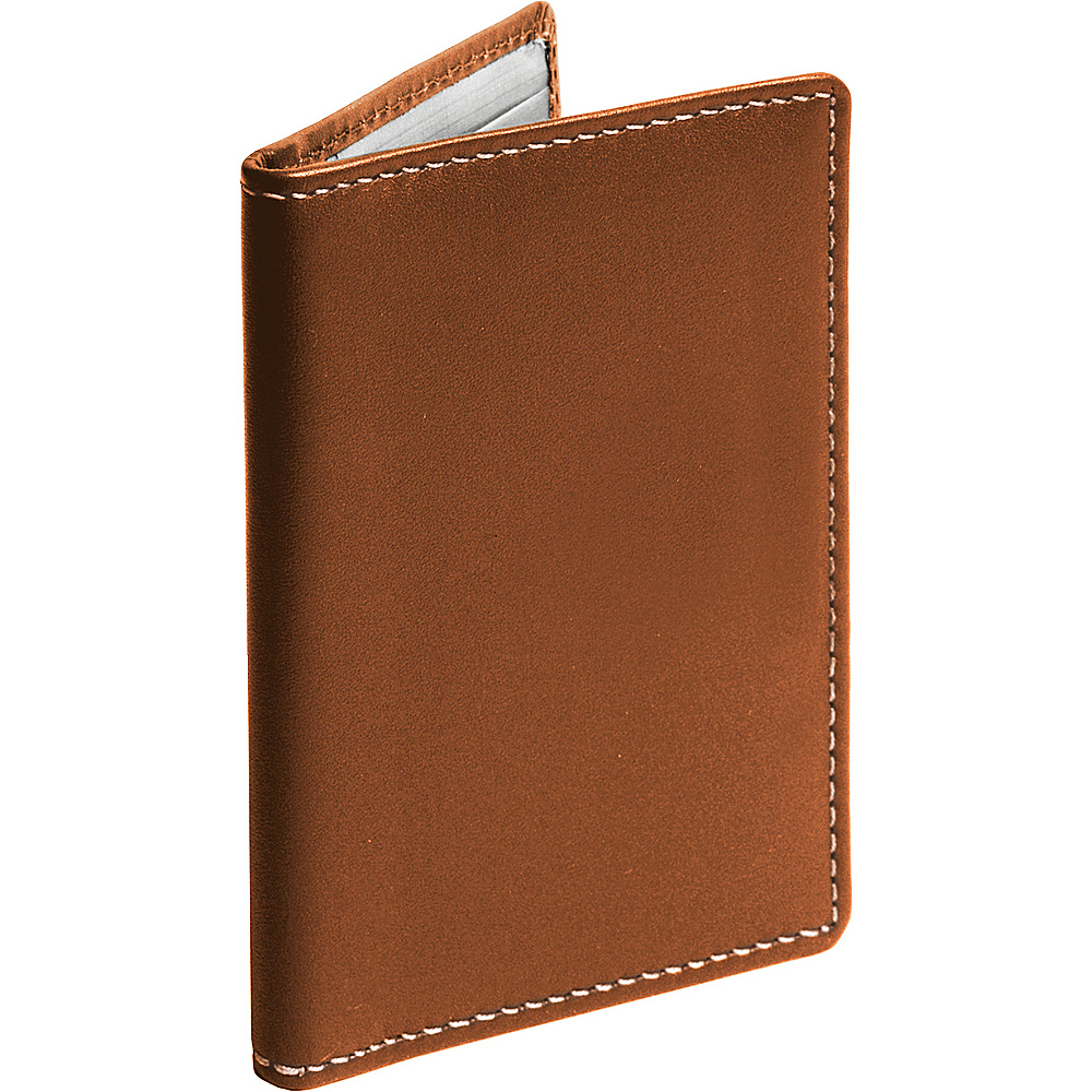Stewart Stand Leather Exterior Driving Stainless Steel Wallet RFID Tan Stewart Stand Men s Wallets