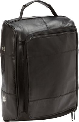 Bellino Leather Golf Shoe Bag Black - Bellino Sports Accessories 10252786