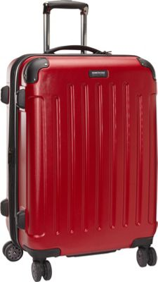 Kenneth Cole Reaction Renegade 24 inch Expandable 8-Wheeled Upright Pullman Red - Kenneth Cole Reaction Large Rolling Luggage