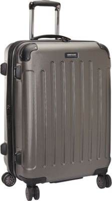 Kenneth Cole Reaction Renegade 24 inch Expandable 8-Wheeled Upright Pullman Gray - Kenneth Cole Reaction Large Rolling Luggage