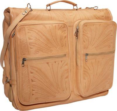 Ropin West Garment Bag Natural - Ropin West Garment Bags