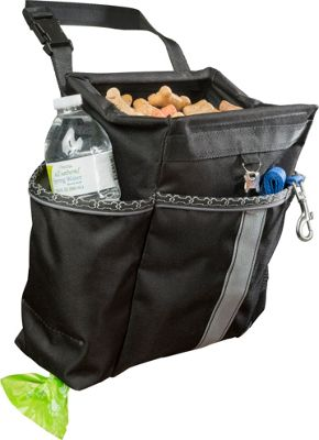 High Road High Road Doggie Organizer Black - High Road Pet Bags