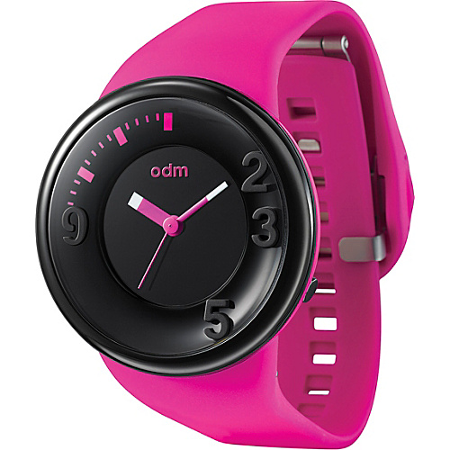 o.d.m. Watches M1nute Pink/Black - o.d.m. Watches Watches