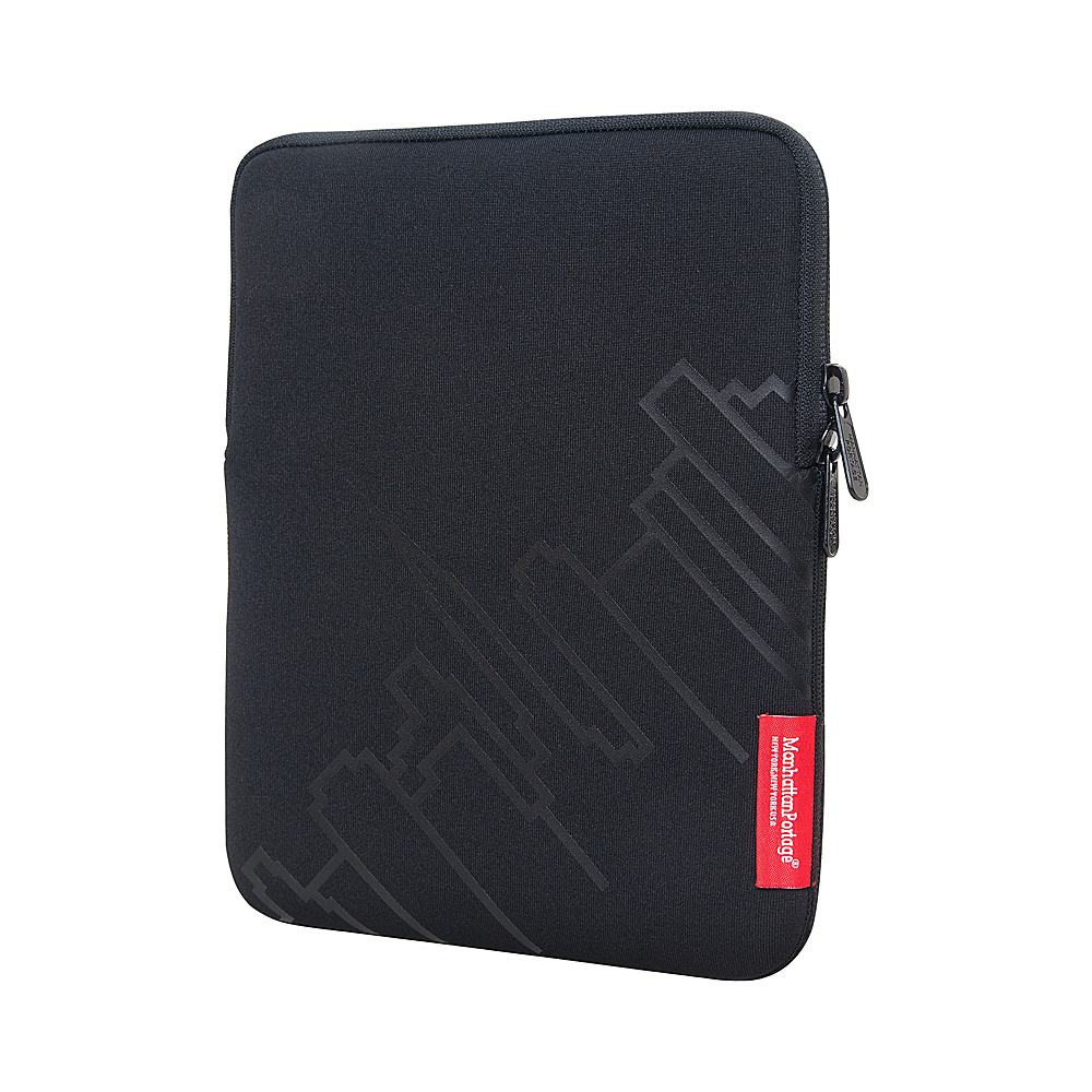 Manhattan Portage Skyline iPad Sleeve (8-10 in.) Black - Manhattan Portage Electronic Cases - Technology, Electronic Cases