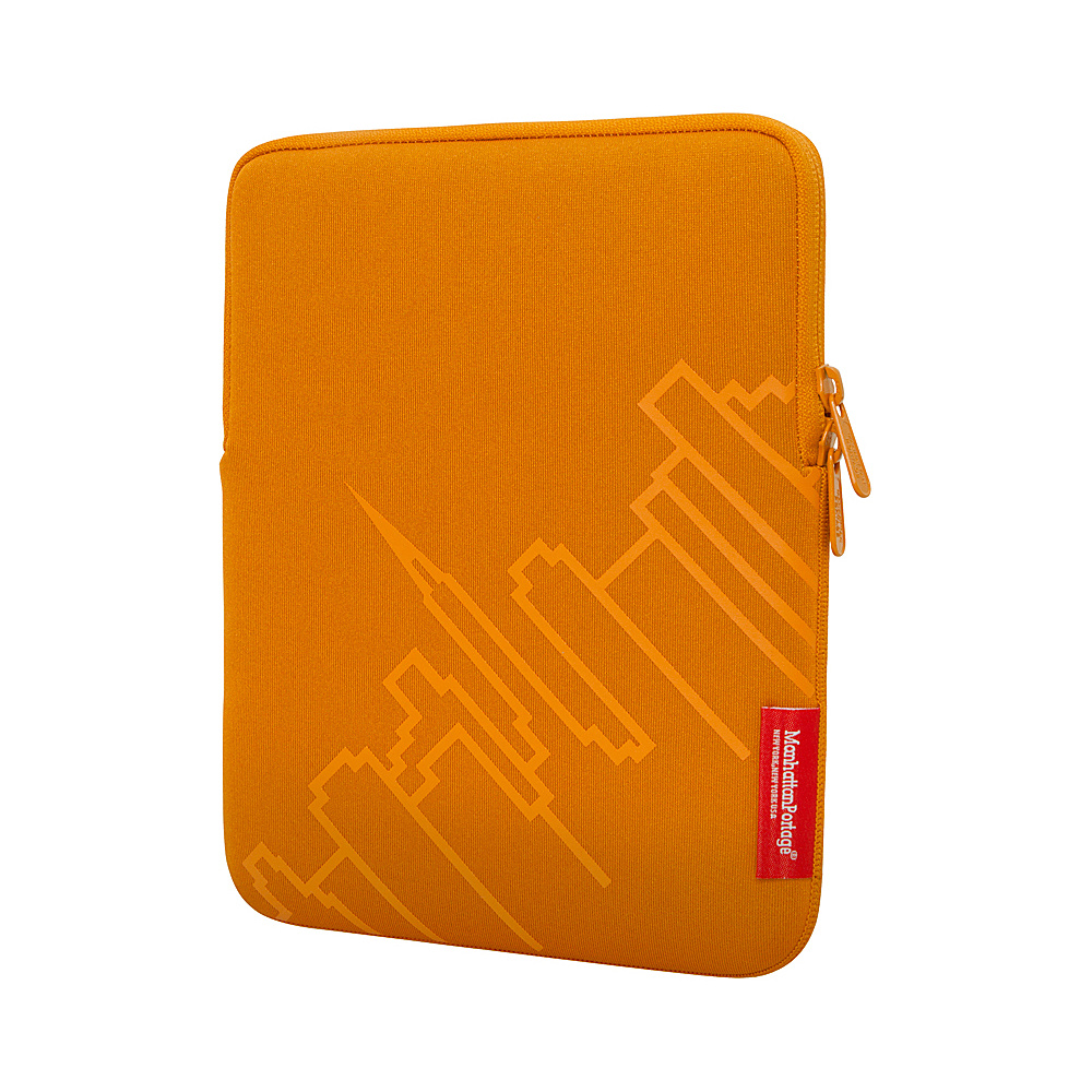 Manhattan Portage Skyline iPad Sleeve (8-10 in.) Orange - Manhattan Portage Electronic Cases - Technology, Electronic Cases