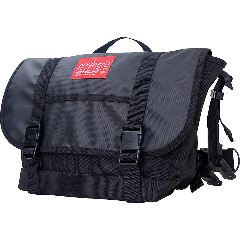 Manhattan Portage NY Minute Messenger Bag (MD) Black - Manhattan Portage Messenger Bags - Work Bags & Briefcases, Messenger Bags