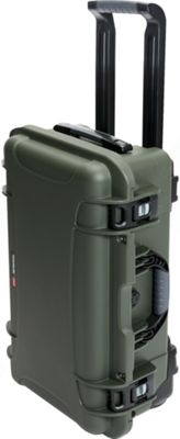 NANUK 935 Case With 4 Part Foam Insert Olive - NANUK Hardside Carry-On
