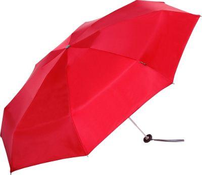 Knirps X1 Pod Umbrella Fire Red