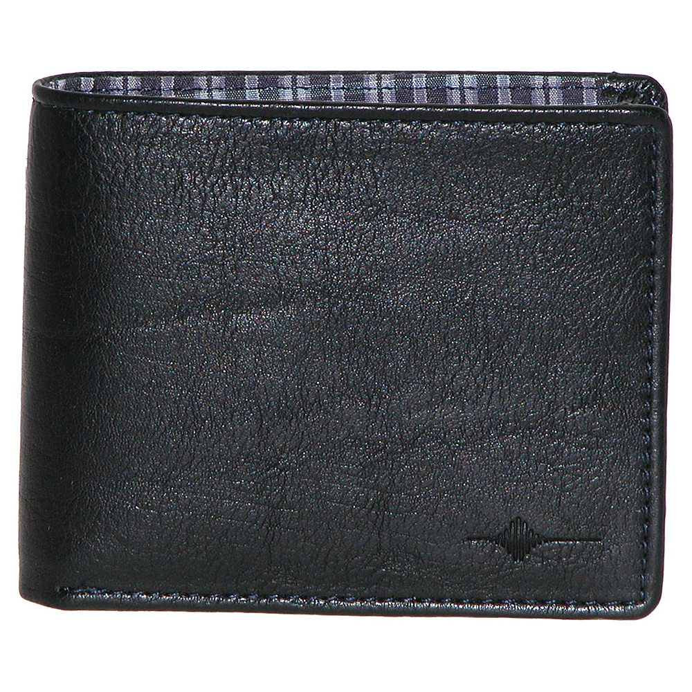 Buxton Tulsa RFID Slimfold Black - Buxton Men's Wallets
