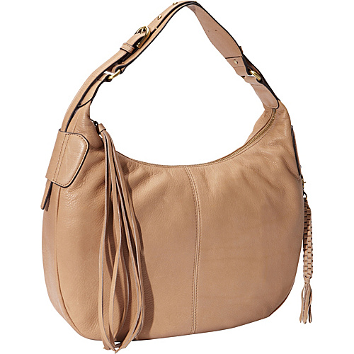 Lucky Brand Glendale Hobo Stone - Lucky Brand Leather Handbags