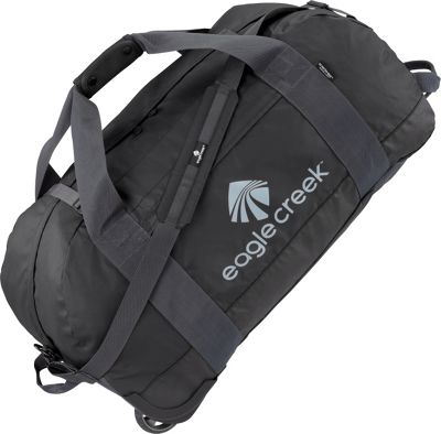Eagle Creek No Matter What Flashpoint Rolling Duffel L Black - Eagle Creek Rolling Duffels