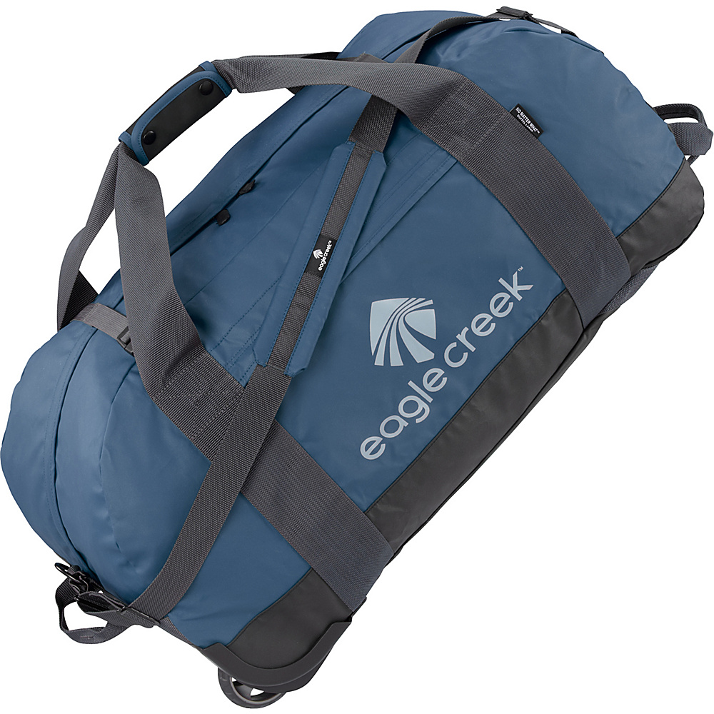 Eagle Creek No Matter What Flashpoint Rolling Duffel L Slate Blue - Eagle Creek Rolling Duffels - Luggage, Rolling Duffels