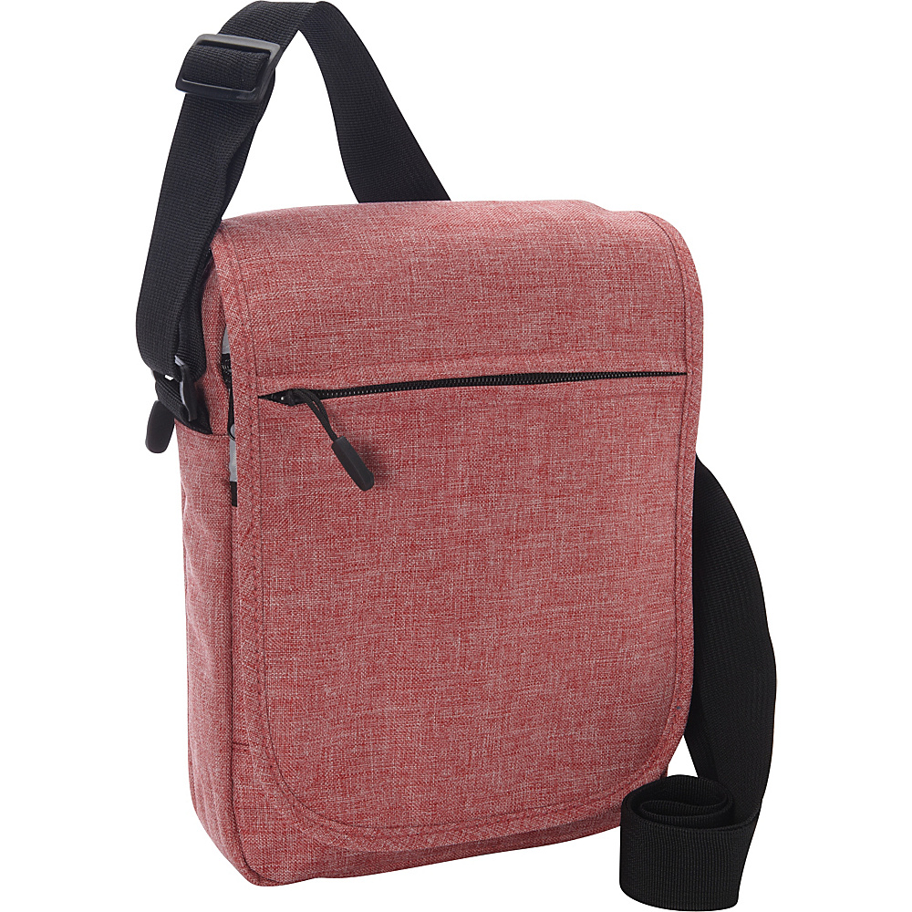 Everest Tablet Utility Bag Coral - Everest Men's Bags