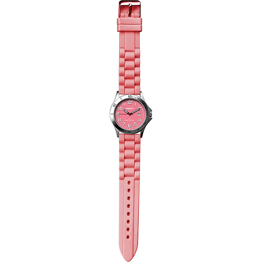 Dakota Watch Company Color E.l. Pink Dakota Watch Company Watches