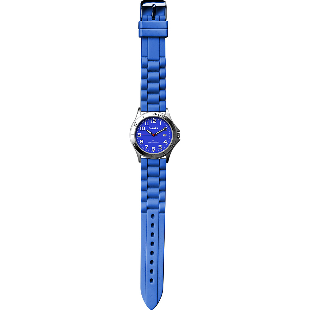 Dakota Watch Company Color E.l. Blue Dakota Watch Company Watches