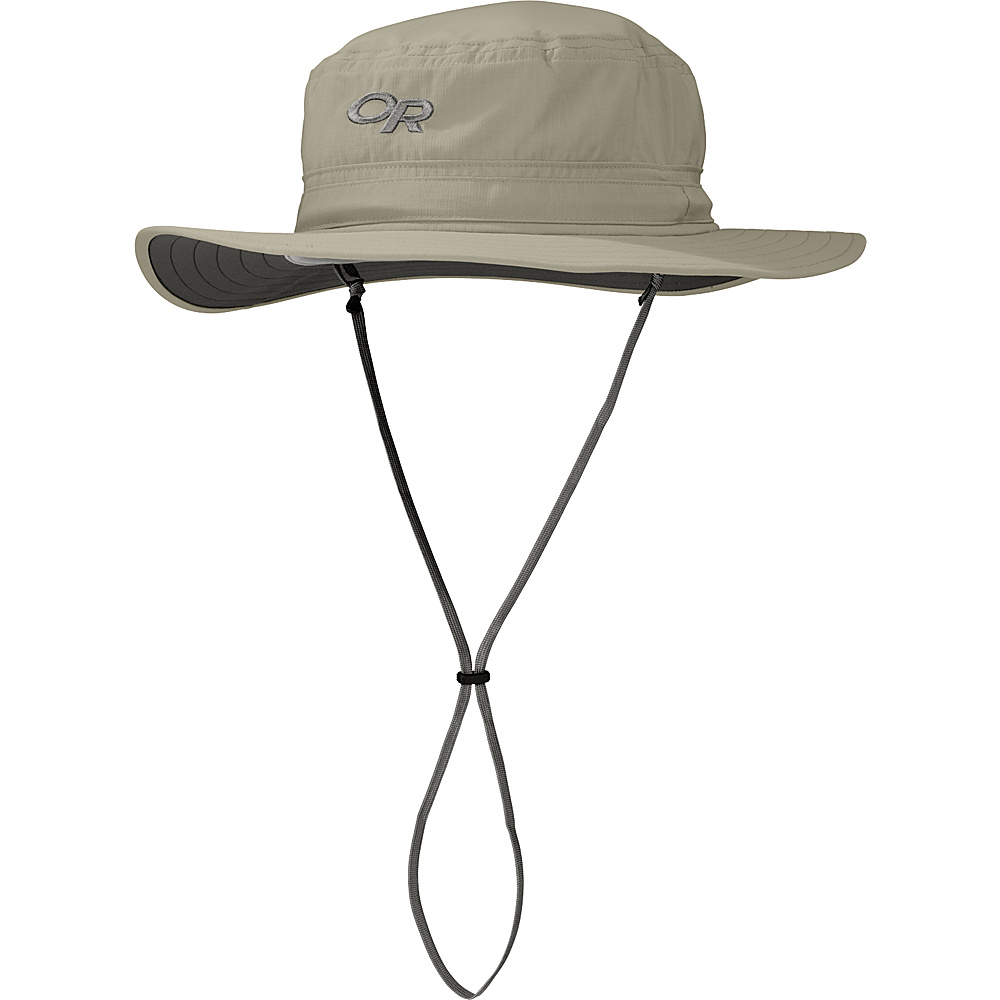 Outdoor Research Helios Sun Hat M - Khaki - Outdoor Research Hats/Gloves/Scarves - Fashion Accessories, Hats/Gloves/Scarves
