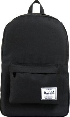 Herschel Supply Co. Classic Backpack Black - Herschel Supply Co. Everyday Backpacks