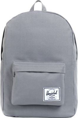 Herschel Supply Co. Classic Backpack Grey - Herschel Supply Co. Everyday Backpacks