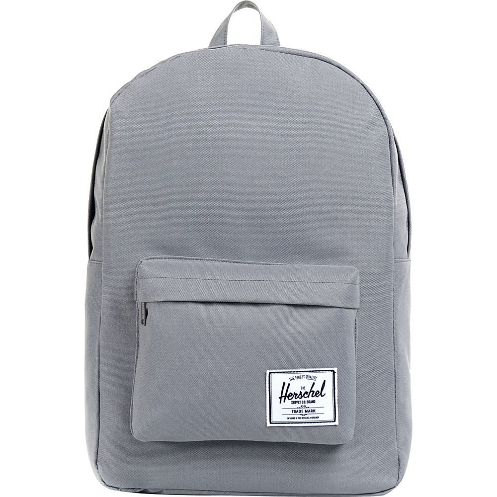 Herschel Supply Co. Classic Backpack Grey Herschel Supply Co. Everyday Backpacks
