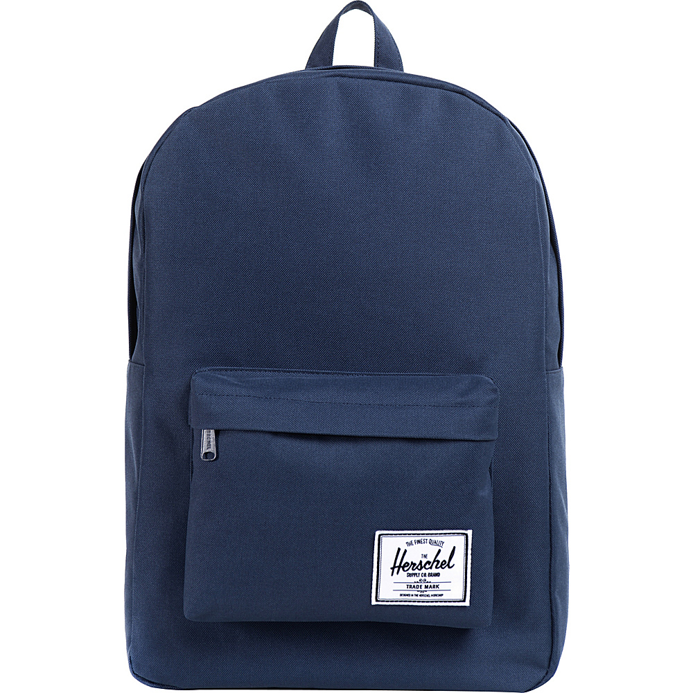 Herschel Supply Co. Classic Backpack Navy - Herschel Supply Co. Everyday Backpacks