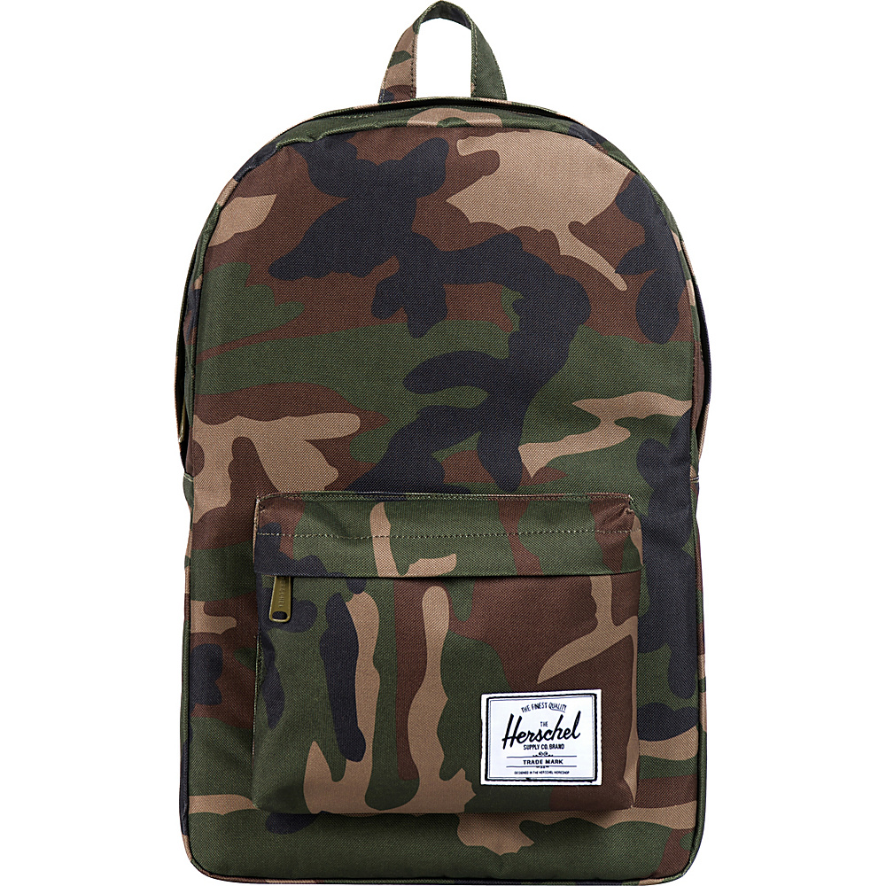 Herschel Supply Co. Classic Backpack Woodland Camo - Herschel Supply Co. Everyday Backpacks