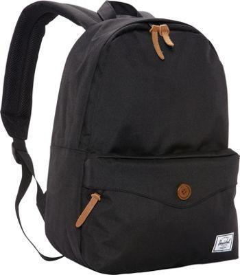 Herschel Supply Co. Sydney Backpack Black - Herschel Supply Co. Everyday Backpacks