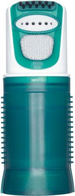 Travel Smart by Conair Pro Portable Garment Steamer Green - Travel Smart by Conair Travel Health & Beauty