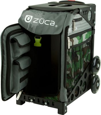ZUCA Sport Paintball/Gray Frame Paintball - Gray - ZUCA Other Sports Bags