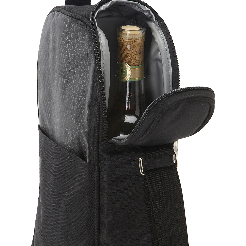 Bellino Wine-To-Go Tote Black - Bellino Outdoor Accessories