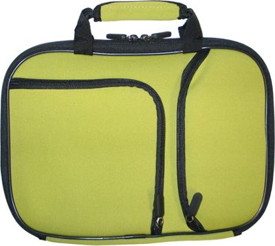 Digital Treasures 11.6 inch PocketPro Case for Ultrabook/Chromebook Green - Digital Treasures Electronic Cases