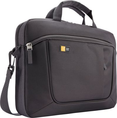 Case Logic 15.6 inch Laptop and iPad Slim Case Anthracite - Case Logic Non-Wheeled Business Cases