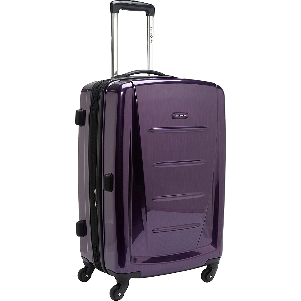 Samsonite Winfield 2 Fashion Hardside Spinner Luggage - 24