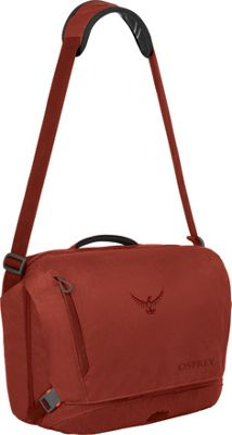 Osprey Beta Courier Bag Pinot Red - Osprey Messenger Bags