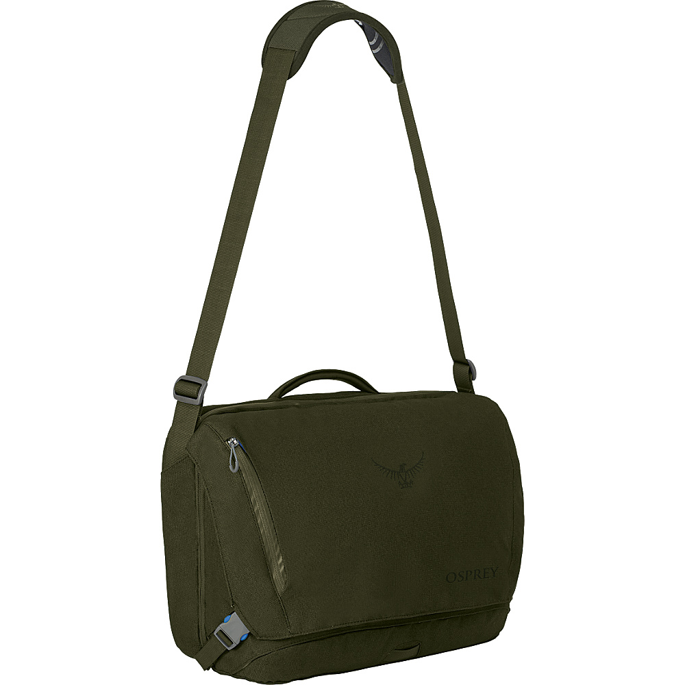 Osprey Beta Courier Bag Forest Green Osprey Messenger Bags