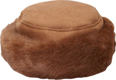 Betmar New York Nordic Princess One Size - Pecan - Betmar New York Hats/Gloves/Scarves