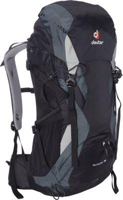 Deuter Futura 32 Black/Granite - Deuter Day Hiking Backpacks