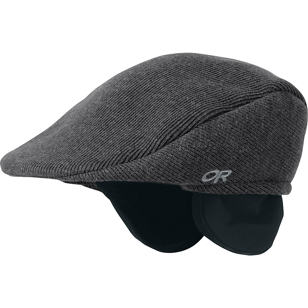 Outdoor Research Pub Cap L/XL - Charcoal - Outdoor Research Hats/Gloves/Scarves - Fashion Accessories, Hats/Gloves/Scarves