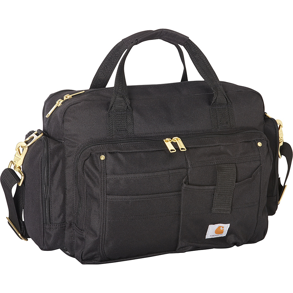 Carhartt Legacy Brief Black Carhartt Non Wheeled Business Cases