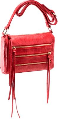 Parinda Minna Red - Parinda Leather Handbags