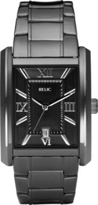 Relic Allen Gunmetal   Relic Watches
